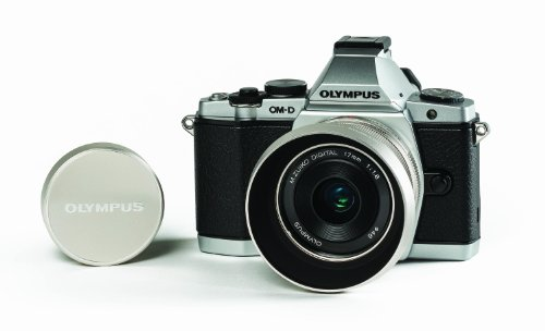 Olympus Limited Edition OM-D E-M5 Kit with 17mm f1.8 lens, m