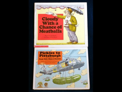 Judi Barrett Collection (Cloudy with a Chance of Meatballs & Pickles to Pittsburgh)