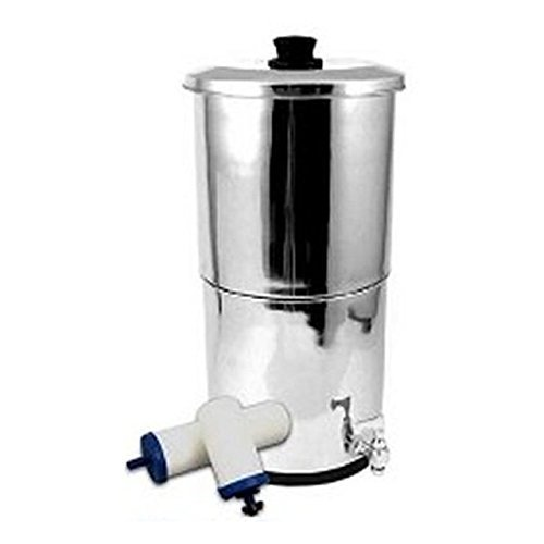 Propur Water Filter System KING with 2 - 9 inch ProOne G2.0 Filter Elements