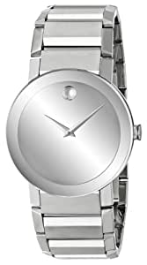 Movado Men's 606093 Sapphire Stainless Steel Bracelet Watch