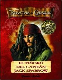 Amazon.com: Piratas del Caribe : héroes de los siete mares ...