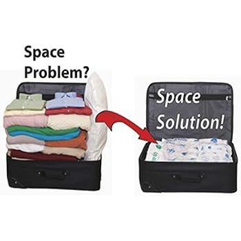 Amazon Com Travel Space Saver Bags Set 7 Medium 5