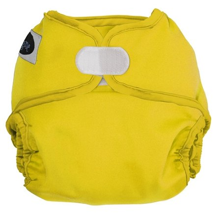 Imagine Baby Products All-In-Two Shell Hook and Loop Diaper Cover (Raccoon...