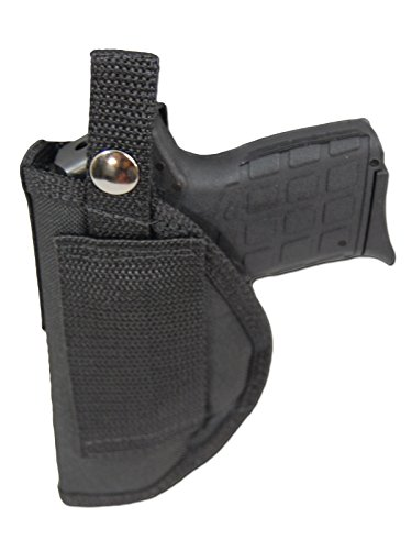 Barsony New Gun Concealment Belt Loop Holster for SIG P290 Right (Holster For Sig P290)