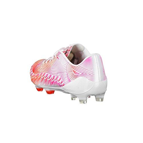 adidas Bota Predator Crazylight FG White-Solar pink White-Solar pink