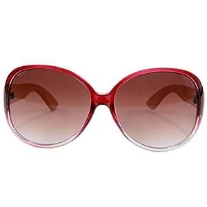 BUKUANG La Sra Gafas De Sol De Las Gafas De Sol De Tendencia ...
