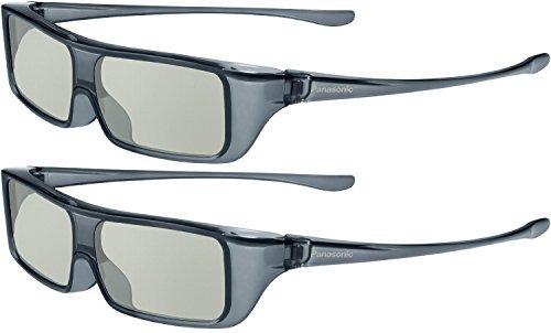 - (Pack of 2) Panasonic TY-EP3D20U Passive 3D Eyewear Glasses
