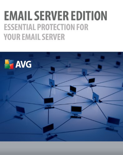 AVG Email Server Edition (5 user, 1 year) [Download] by AVG USA Technologies Inc.