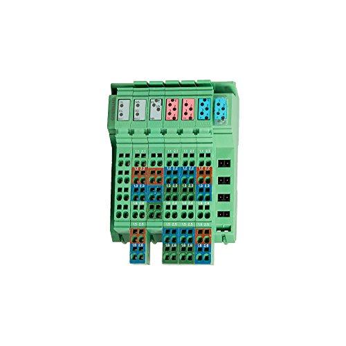 Modules 24v 5 Din - 2862372 I/O Module Relays I/O Module 24VDC 5mA DIN Rail (Certified Refurbished)