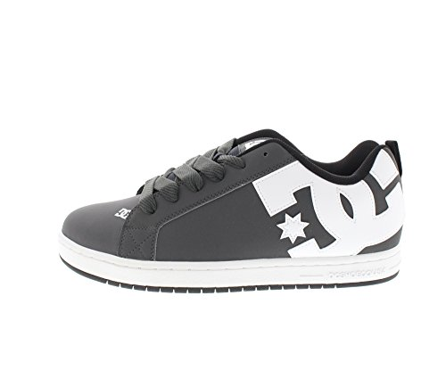 DC Shoes Court Graffik M Shoe - Zapatillas Hombre Grau (GRW)
