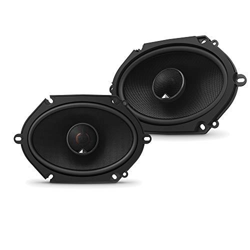 JBL STADIUMGTO860 Stadium Series 6x8 Inch Step-up Multielement Car Audio Speaker System - Pair ()
