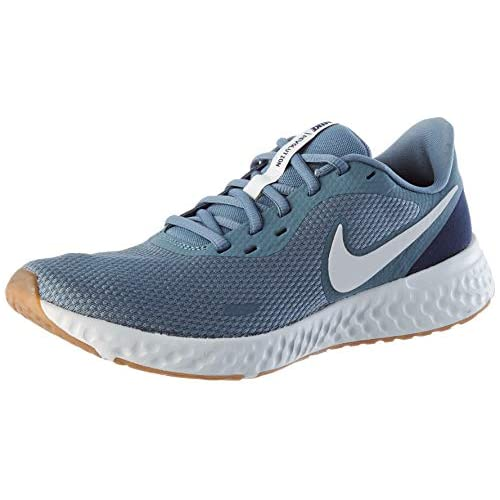 chollos oferta descuentos barato Nike Revolution 5 Running Shoe Hombre Ozone Blue Photon Dust Obsidian 44 EU