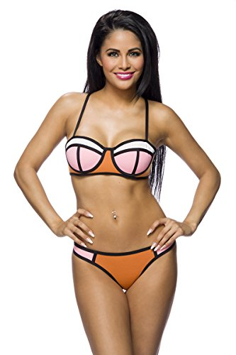 Neopreno de bikini de Luxury & Good Lencería Multicolor