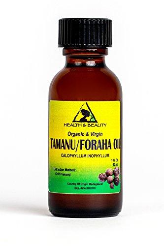 Tamanu/Foraha Oil Organic Unrefined Cold Pressed Virgin Raw