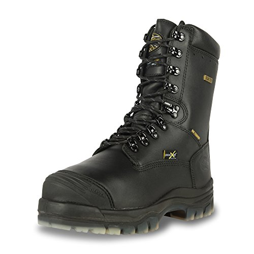"""Oliver 45 Series 8"""" Composite Toe Thermal Leather Work Boots"""