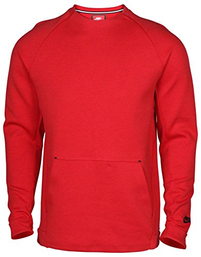 - Nike Tech Fleece Crew Sweatshirt Mens Style : 805140-654 Size : L