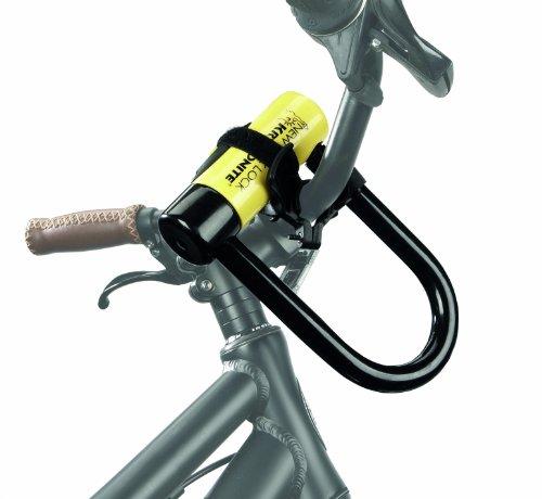 Kryptonite Transit H Bar U Lock Handlebar Bicycle Lock Carrier
