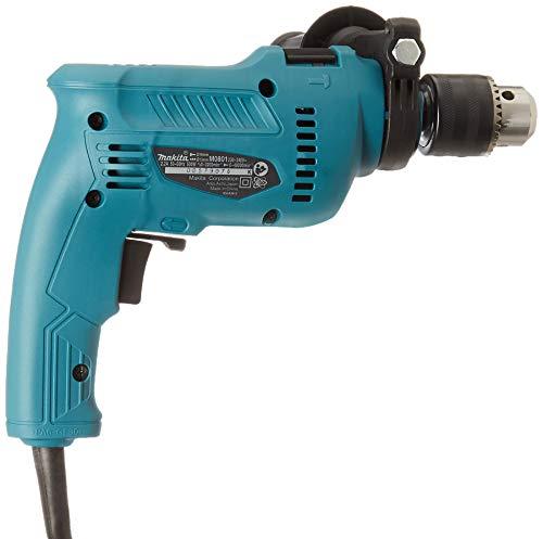 Makita M0801BX2 16mm Heavy Duty Hammer Drill Machine Free Thakita 13 pcs metal drill bit set 2