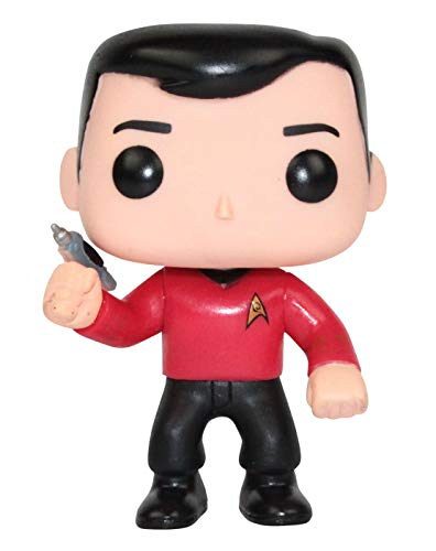 Star Trek - Figura de accion (Funko 3616) - Fig-Scotty (10cm) Star Trek