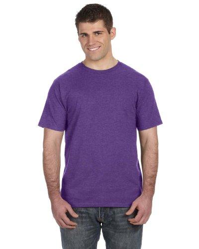 Anvil Slim T-shirt - Anvil Lightweight T-Shirt, Medium, HEATHER PURPLE