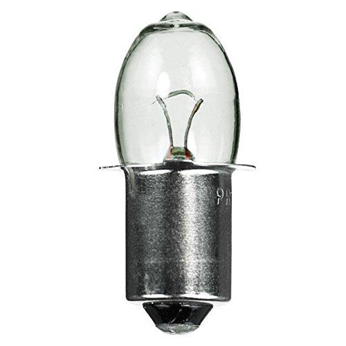 PLT - PR16 Mini Indicator Lamp - 12.5 Volt - 0.25 Amp - B3.5 Bulb - P13.5s Base