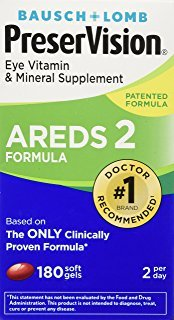 PreserVision AREDS 2 Plus Multivitamin Vitamin and Mineral Supplement