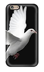 Excellent Iphone 6 Case Tpu Cover Back Skin Protector The White Dove