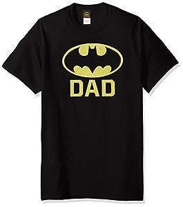 DC Comics Men's Batman Bat Dad T-Shirt at Gotham City Store