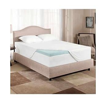 novaform gel memory foam 3 inch mattress topper king size - King Size Tempurpedic Mattress