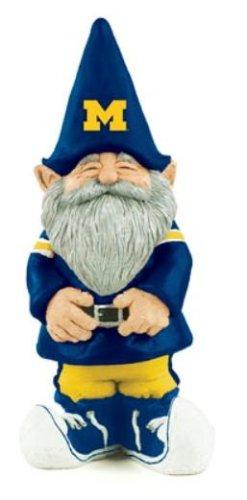 NCAA Michigan Wolverines Garden Gnome