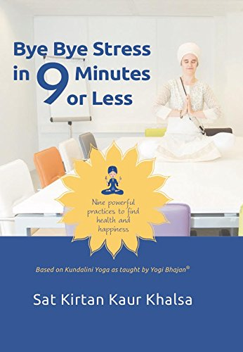 BYE BYE STRESS IN 9 MINUTES OR LESS (Yoga Boll)