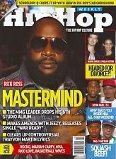 Mastermind Magazine (Hip Hop Weekly - Rick Ross Mastermind - Robin Thicke / Paula Patton)