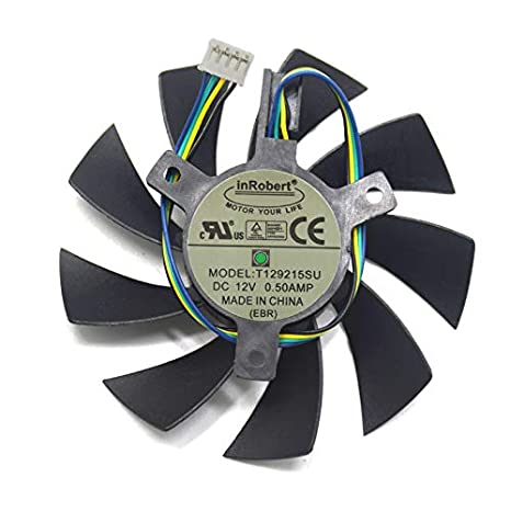 Amazon.com: InRobert DIY Graphic Card Cooler Ventilador para ...