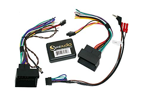 Aftermarket Radio Installation Harness Interface with SWC Retention - Compatible with: Mini Cooper (2001-2006) with Harman Kardon System