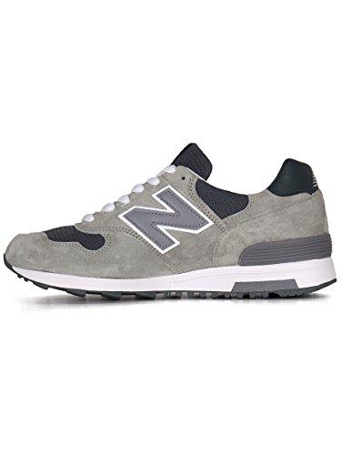 Neil Barret - Botas de senderismo para hombre gris gris 44 gris