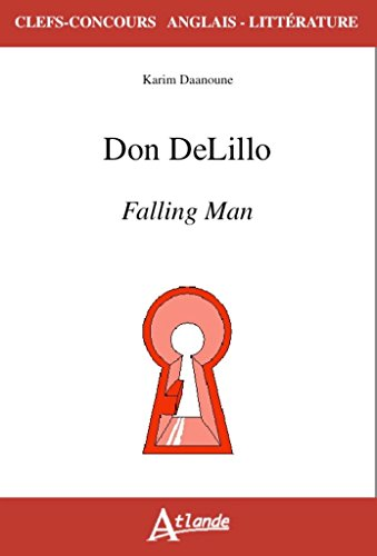 Don DeLillo Critical Essays