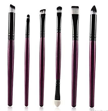Amazon.com: Kaputar 10 pcs Make up Brushes Set Kabuki Foundation ...