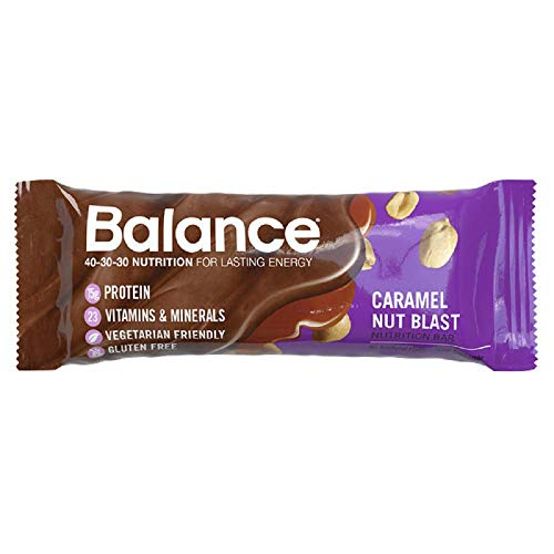 BALANCE BAR Gold-Caramel Nut ()
