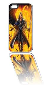 Sephiroth iPhone 4 / 4S White 2-in-1 Case
