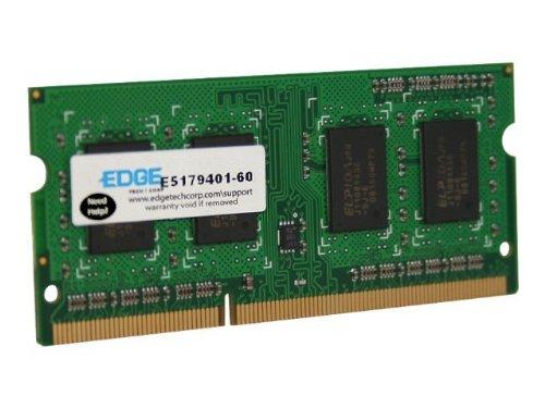 Edge 512MB (1X512MB) PC2-3200 DDR2 SDRAM SODIMM 144-pin Memory Module