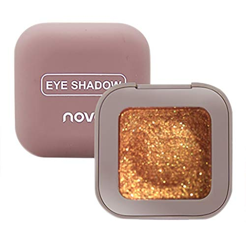 AHAYAKU High Flash Monochrome Fingertip Cool Cool Trend Eye Shadow 10 Groups of Colors ()