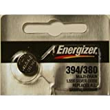 Health & Personal Care : 4 Pcs Energizer 394-380TS BUTTON CELL BATTERIES 394 OX