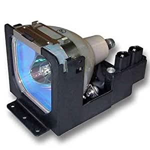 Original lámpara del proyector con vivienda POA-LMP25para SANYO PLV-30