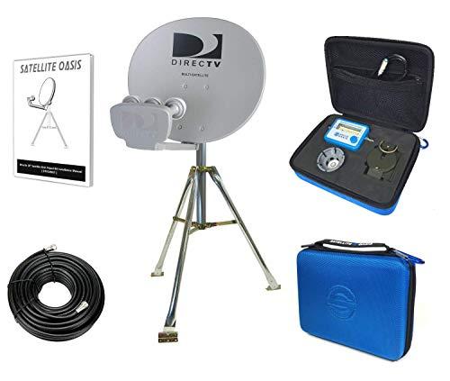 (Directv 18x20 Satellite Dish Rv Tripod)