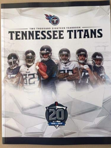 7e275b66 Image Unavailable. Image not available for. Color: Football 2018 Titans  Yearbook ...