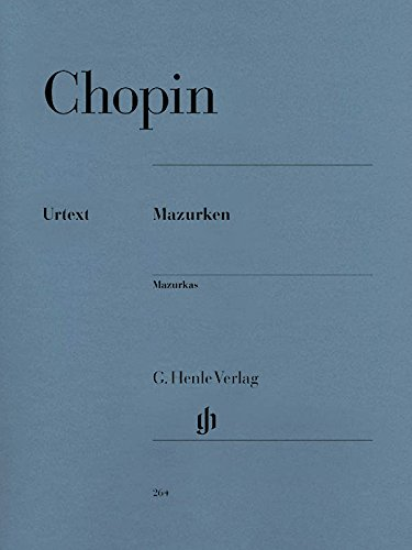 Mazurken. Klavier