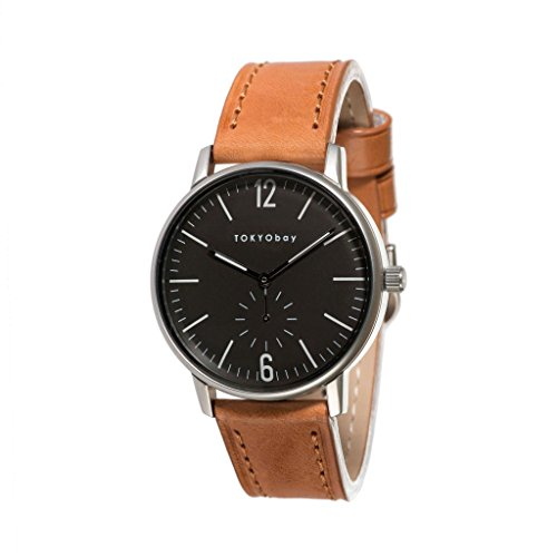 tokyobay-grant-watch-black