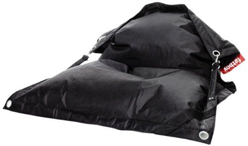 Fatboy 9000600 Outdoor, Farbe schwarz (black) 140 x 190 cm