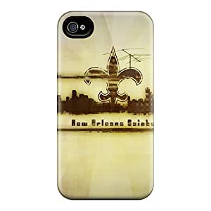 JasonPelletier Iphone 6plus Bumper Mobile Cases Provide Private Custom Fashion New Orleans Saints Series [uiK7904Lsnd]