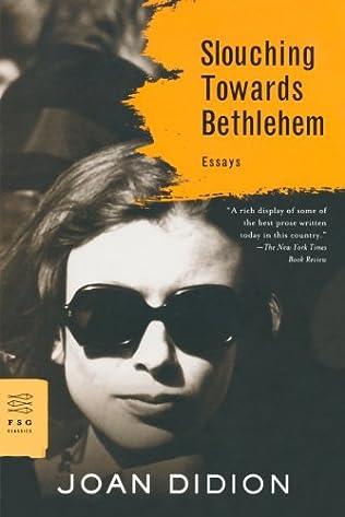 book cover of Slouching Towards Bethlehem